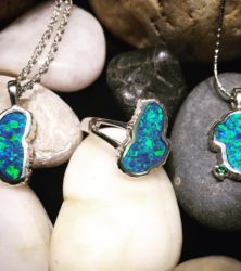 Lake Tahoe Jewelry Turquoise Emerald